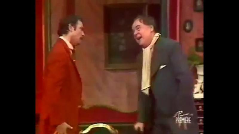 La puce à loreille - Feydeau - 1979 avec J. Le Poulain 2-2
