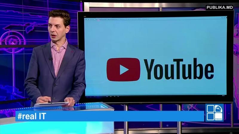 RealIT. YouTube primeşte un design nou şi pentru prima dată își schimbă logo-ul. Cum va arăta cel mai important site de conţinu
