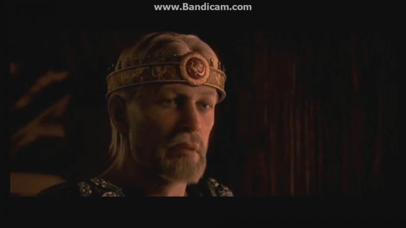 Беовульф становится королём Дании,хозяином Хеорота.