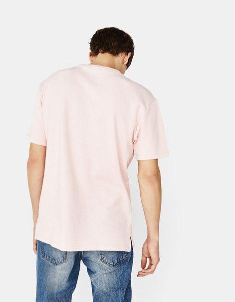 Тонкая футболка