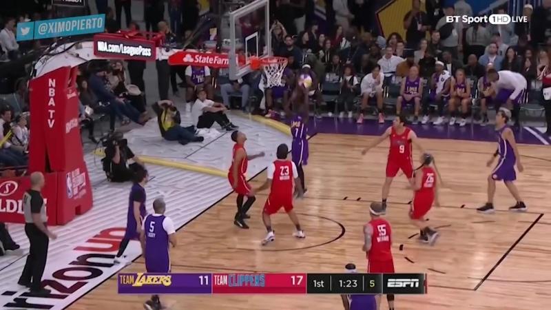 2018 NBA Celebrity All-Star Game - Full Game Highlights