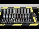 The Crusher - Experiment Shredding Lego Ninjago And Toys Huge Compilation The Crusher