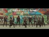 Marina Perekrest - High Heels Beginners - Rihanna–Kiss It Better (cut)
