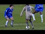 Гол Роналдиньо в ворота «Челси»
