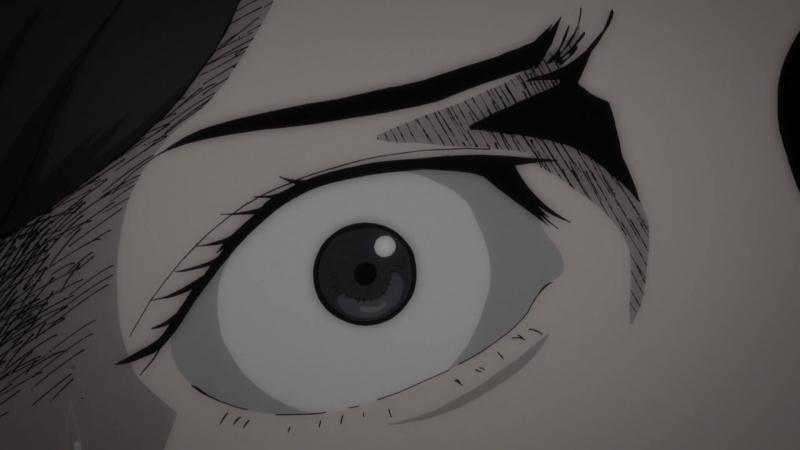 Коллекция Дзюндзи Ито - 10 серия (Твой Пупок)
