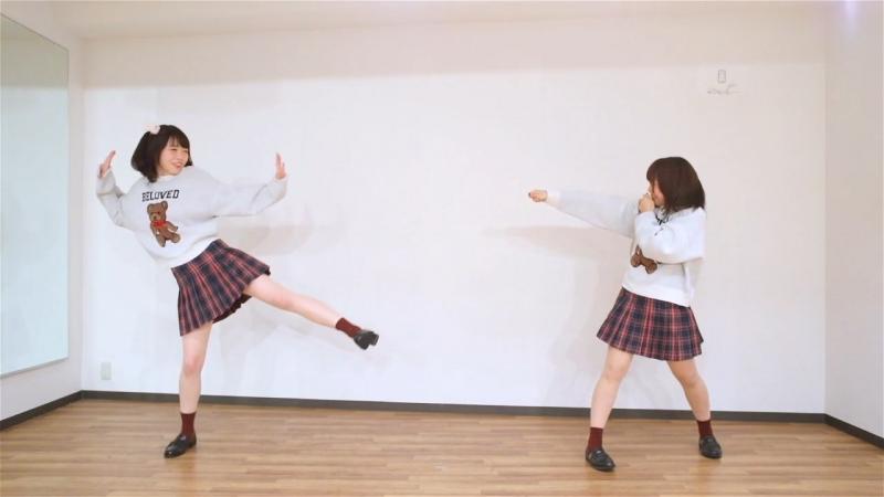 【きょお☆とみゆちー】愛×愛ホイッスル【踊ってみた】 sm32573852