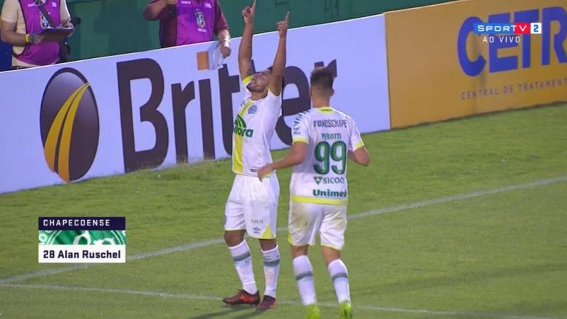Выживший в авиакатастрофе Алан Рушел забил первый гол после возвращения в футбол
