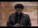 Tracy Chapman Winning BEST POP VOCAL, FEMALE 31st Grammy Awards 1989