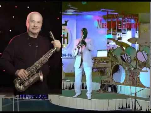 Viktor Lobanov alto sax Law Song