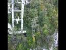 Свободное падение 69 м, SkyPark. Мой первый прыжок.