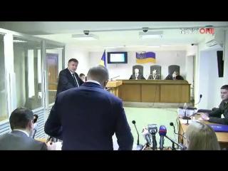Допрос Арсена Авакова в суде по делу о госизмене беглого экс-президента Янукович.17