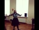 Лезгинка девушка танцует