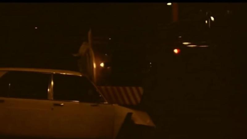 Ален Делон и Оскар Бентон - кф За шкуру полицейского