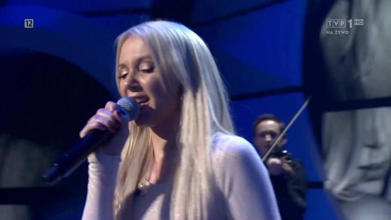 """Eurowizja - Katarzyna Moś – """"Flashlight"""""""