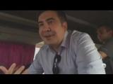 Главный ньюсмейкер недели- Михаил Саакашвили. Он перешёл все границы в прямом и переносном смысле этого слова.