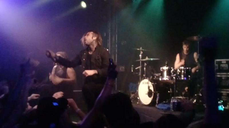 Eskimo Callboy - Banshee (Live, Samara, Zvezda 10.12.17)