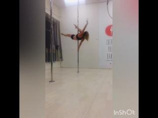 Cherry Pole Dance Тарико Катерина