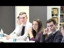 Встреча активистов НИУ БелГУ с Павлом Красноруцким