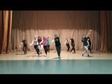Репетиция(сцена)-Племя Диких