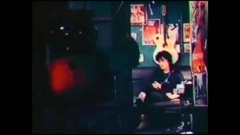 Виктор Цой в кочегарке (1987)