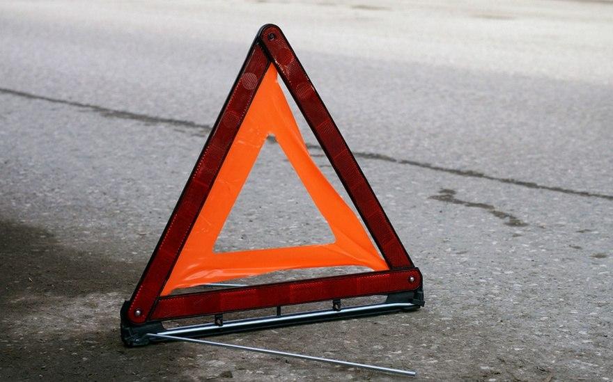 В Таганроге водитель Hyundai Accent сбил пешехода с велосипедом