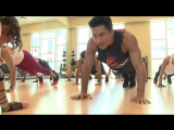 Mario Lopez Does High Intensity Workout STRONG by Zumba
