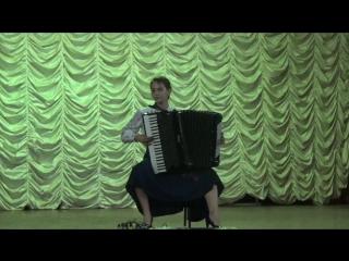 Анна Крышталева. Гос экзамен по специальности