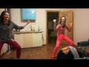 танец наших крабиков из клабика