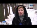 Россия 24 Москва в ледяной глазури оттепель сменилась резким похолоданием Россия 24