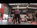 AGIG Melbourne Comp 2017 Ali No Gi Match