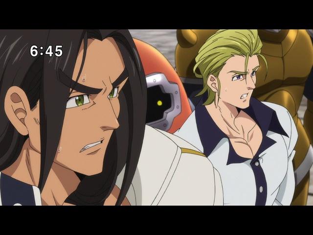 Nanatsu no Taizai ТВ 2 1 серия русская озвучка OVERLORDS / Семь Смертных Грехов 2 сезон 01