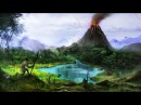 Epic Tribal Music Volcano Lands