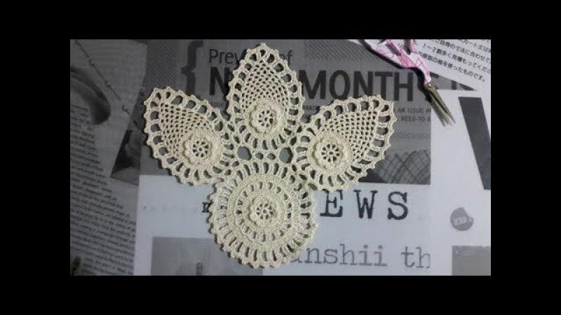 Tığ işi Dantel Oda Takımı motif Anlatımlı Video Crochet