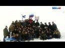 Братство настоящих мужчин подводники встретили праздник на работе