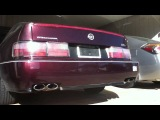 My 96 Cadillac Seville exhaust sound