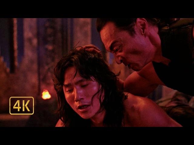Ты умрешь. Лю Кан против Шан Цзуна (2 часть из 2). Смертельная битва (1995) 4K ULTRA HD