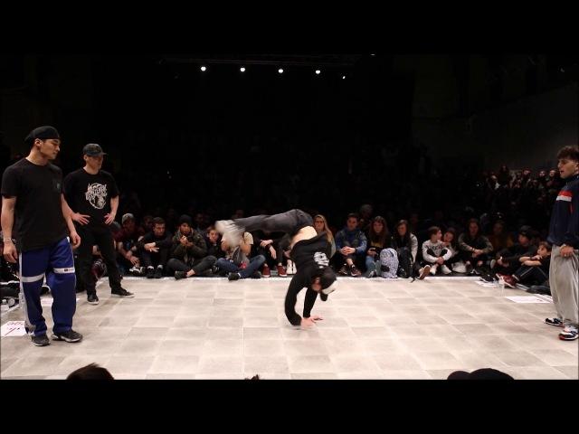 Fusion MC vs Paco Rico [2on2 1/8 Final] ► LCB