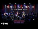 Avenged Sevenfold Roman Sky Live At The GRAMMY Museum®