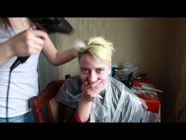 Образ Майли Сайрус. Короткая женская стрижка
