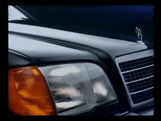 Mercedes-Benz W 140 S-Class