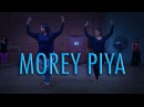MOREY PIYA CLASSICAL BOLLYWOOD DANCE Chaya Kumar and Shivani Bhagwan Choreography