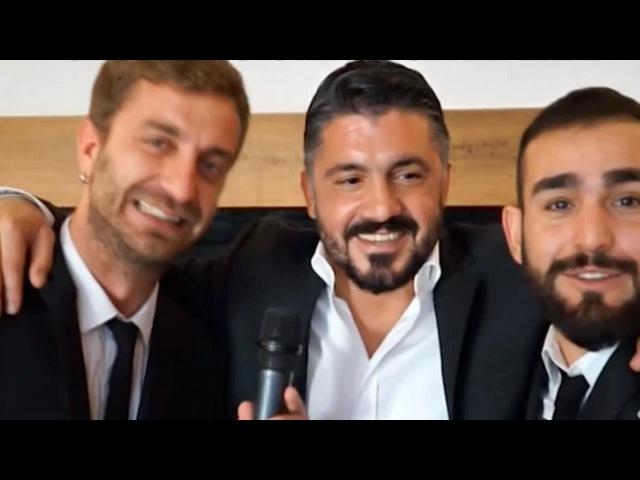 Le Iene fanno dire forza Inter a Gattuso