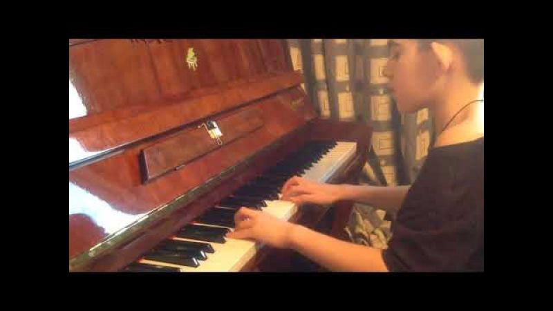 J.S. Bach, Fugue In C Major, BWV 953. И.С.Бах, 3-голосная фуга до мажор