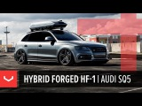 Vossen Hybrid Forged HF-1 Wheel Audi SQ5 Tinted Matte Gunmetal