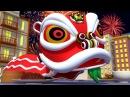 Авто Патруль в Автомобильный Город 🚓 🚒 МОНСТР Китайского Нового Года - детский мультфильм