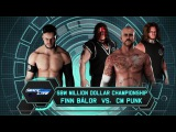 SBW SmackDown - Finn Balor vs CM Punk