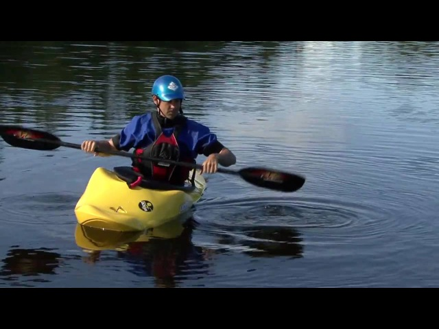 The High Brace for Whitewater Kayakers