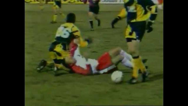 Локомотив (М) vs АЕК (Афины) 19.03.1998 FC Lokomotiv Moscow - AEK Athens FC
