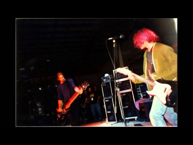 Nirvana 12/28/91 - Pat O'Brien Pavilion, Del Mar Fairgrounds, Del Mar, CA