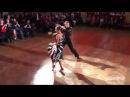 Konstantin Gorodilov - Dominika Bergmannova, EST, Final Solo Samba